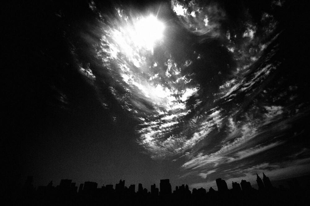 Skyline NYC by Joseph  Koprek