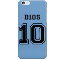 D10S. Dieguito Maradona. iPhone Case/Skin