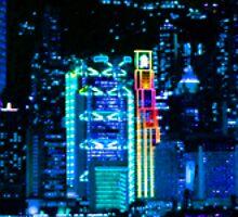 Hong Kong by Joseph  Koprek