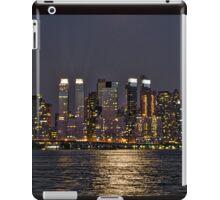 Across The Hudson iPad Case/Skin