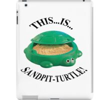 Bring Me The Horizon Sandpit-Turtle Sempiternal iPad Case/Skin