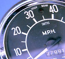Miles Per Hour I ~ Moonah Bowls Car Show, Tasmania - March 2007 by Jasmine Costello