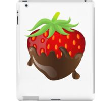 Chocolate Covered Strawberry  iPad Case/Skin