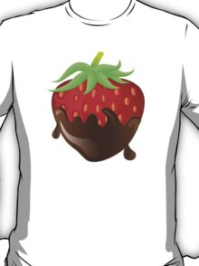 Chocolate Covered Strawberry  T-Shirt