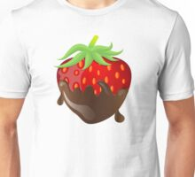 Chocolate Covered Strawberry  Unisex T-Shirt