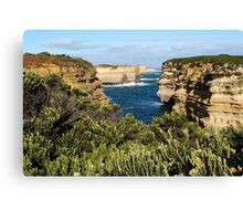 Port Campbell National Park - Cliffs Canvas Print