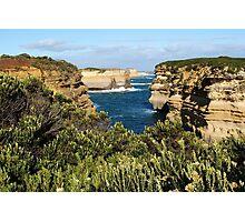 Port Campbell National Park - Cliffs Photographic Print