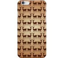 Deer 01 iPhone Case/Skin