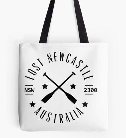 Lost Newcastle Tote Bag