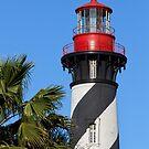 St. Augustine, Florida Lighthouse by Kenneth Keifer
