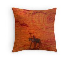 To Eldorado Throw Pillow