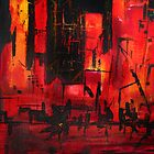 The Red Industry by Baxterx