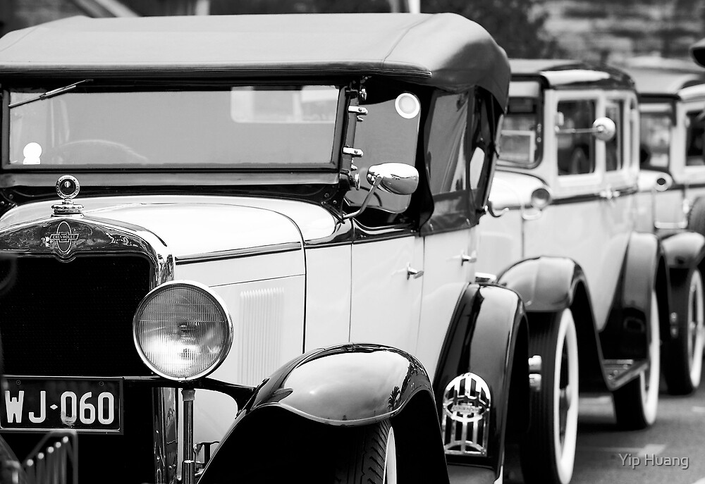 1930s Chevy by Yip Huang
