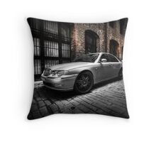 Alleyway Studio Throw Pillow