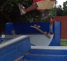 Heel Flip by Scott  Remmers