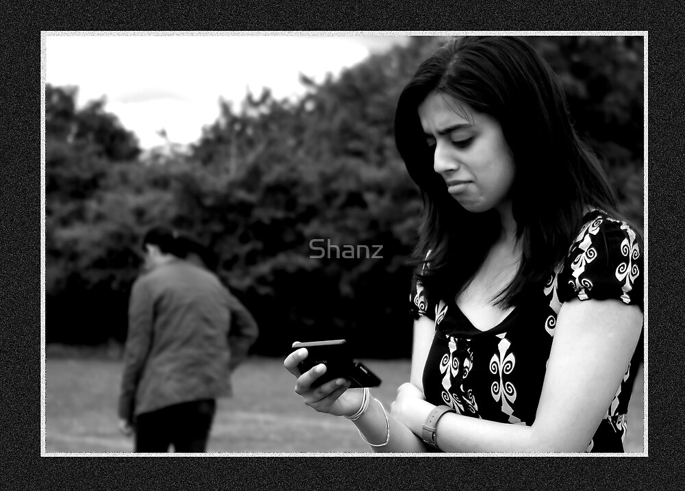 Miserable Monday by Shanz