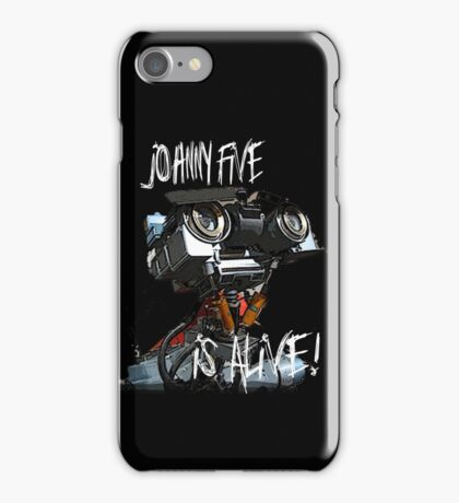 I am Alive iPhone Case/Skin