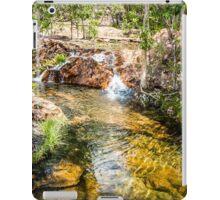 Buley Rockhole, Litchfield National Park iPad Case/Skin