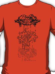 LINEart T-shirt : Three Layers T-Shirt