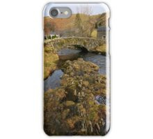Watendlath Packhorse Bridge iPhone Case/Skin