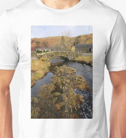 Watendlath Packhorse Bridge Unisex T-Shirt