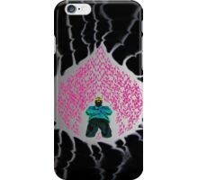 Captain Murphy Electric Outlook iPhone Case/Skin