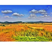Weites Land Photographic Print