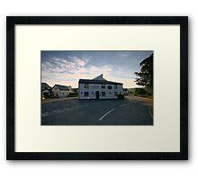 Crown Inn, Coniston Framed Print