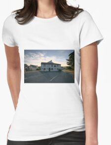 Crown Inn, Coniston Womens Fitted T-Shirt