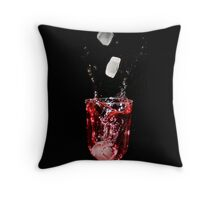 ICE 1 Throw Pillow