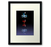 ICE 3 Framed Print