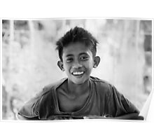 Faces of Timor #3 Poster