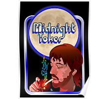 The Midnight Toker Poster