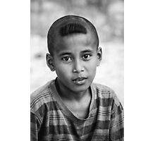 Faces of Timor #2 Photographic Print