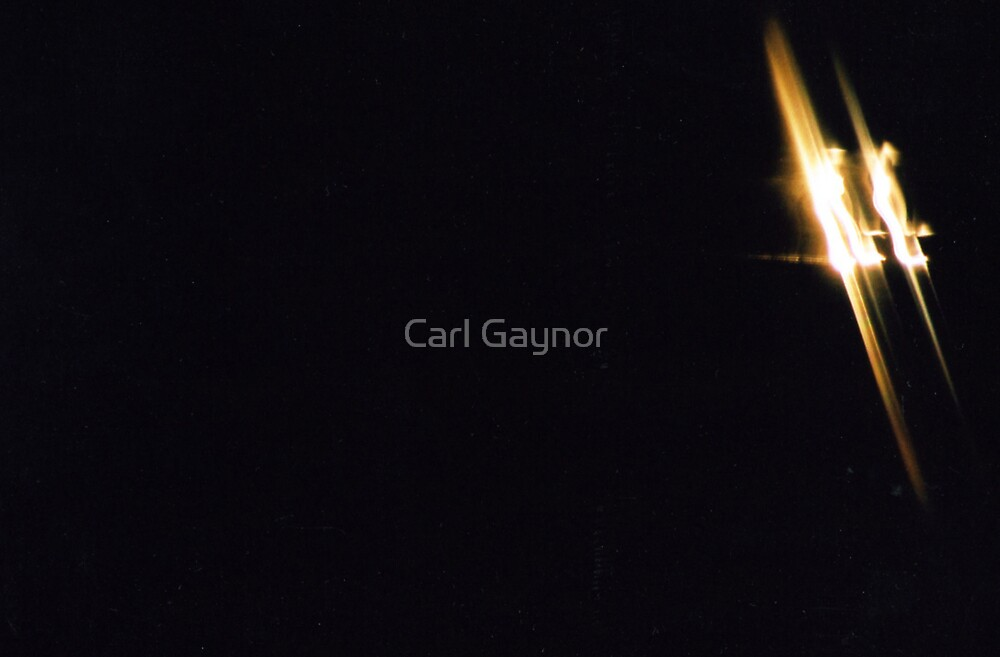 Light Transient4 by Carl Gaynor