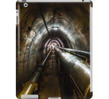 Darwin WW2 Oil Storage Tunnel iPad Case/Skin