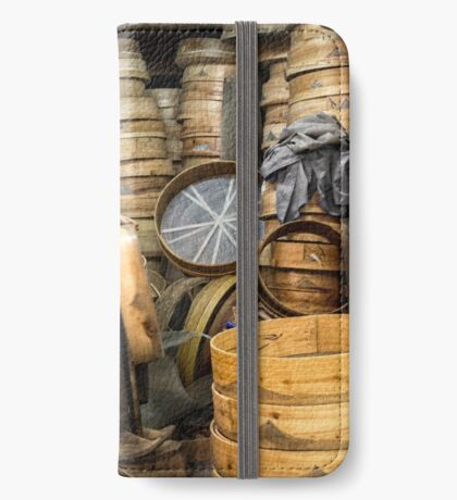 The Sieve Maker  iPhone Wallet/Case/Skin