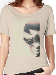 The solace of stillness Women's Relaxed Fit T-Shirt