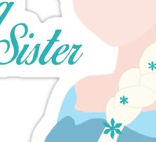 Big Sister Sticker