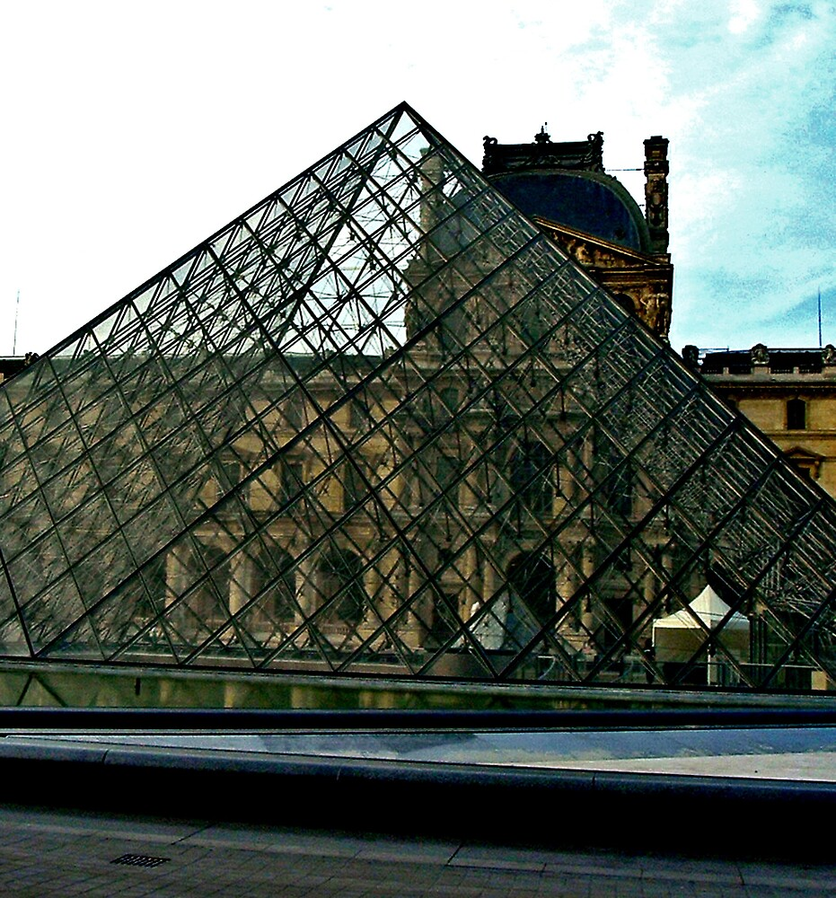 The Louvre by Erika Benoit