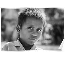 Faces of Timor #10 Poster