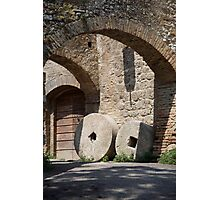wheeled arches Photographic Print