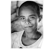 Faces of Timor #9 Poster