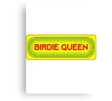 Arcade Classic - Birdie King (Queen) Canvas Print