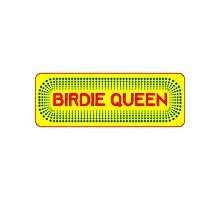 Arcade Classic - Birdie King (Queen) Photographic Print
