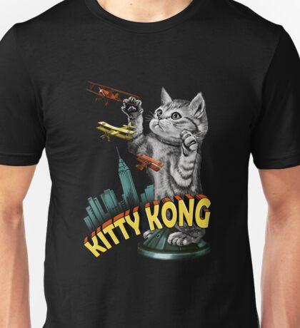 Kitty Kong Unisex T-Shirt