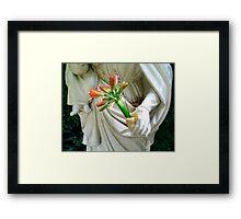 Mary & Child Framed Print