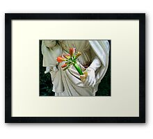 Mary & Child Framed Print