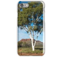 Alice Springs Ghost Gum iPhone Case/Skin
