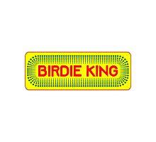 Arcade Classic - Birdie King Photographic Print